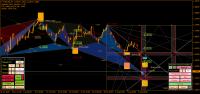 Chart EURUSD, H4, 2018.08.10 18:36 UTC, FXTM FT Global Ltd., MetaTrader 4, Real
