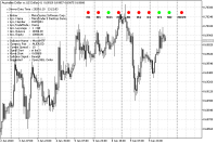 Chart AUDUSD, H1, 2020.06.10 10:21 UTC, MetaQuotes Software Corp., MetaTrader 5, Demo