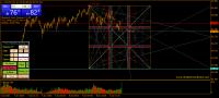 Chart CADJPY, M5, 2021.01.08 13:34 UTC, FXTM, MetaTrader 4, Real