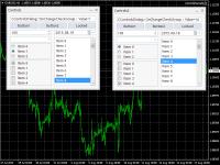Chart EURUSD, H1, 2015.08.18 05:17 UTC, International Capital Markets Pty Ltd., MetaTrader 4, Real
